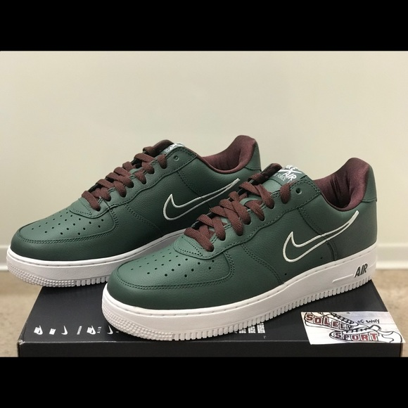 2cc628a0e6acf NEW Nike Air Force 1 Low Retro Leather Hong Kong